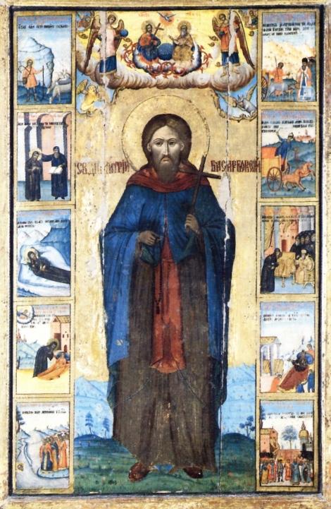 27.10 - Sf Dimitrie cel Nou din Basarabi sau Basarabov 2