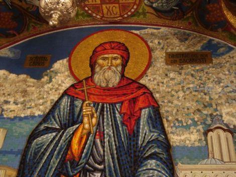 27.10 - Sf Dimitrie cel Nou din Basarabi sau Basarabov 3