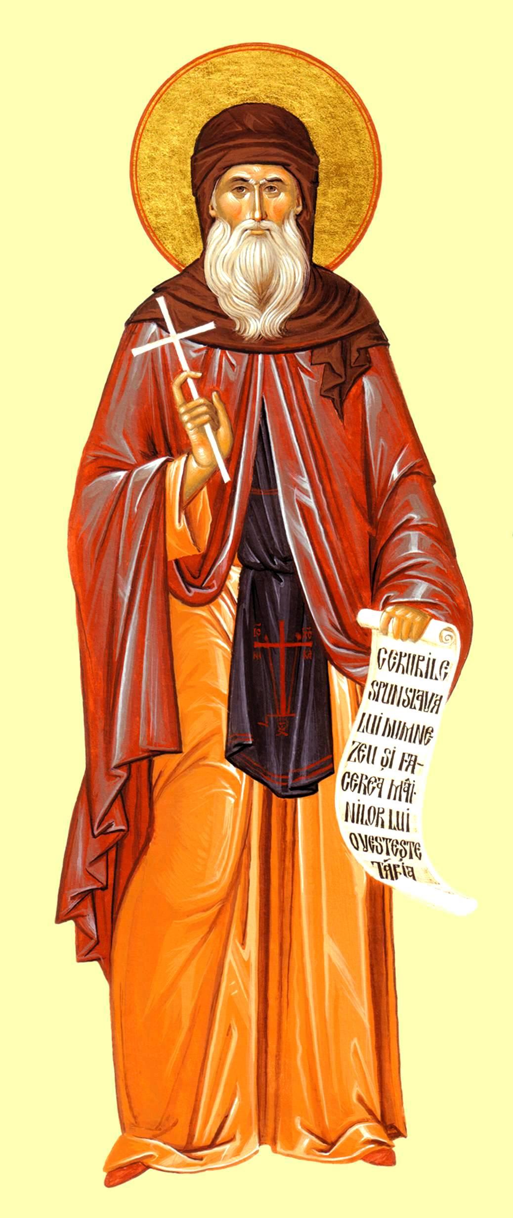 Demetrius of Thessaloniki - Sarah in Romania   Sf. Dimitrie
