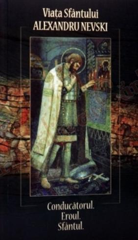 23.11 - Sf Alexandru Nesvski carte