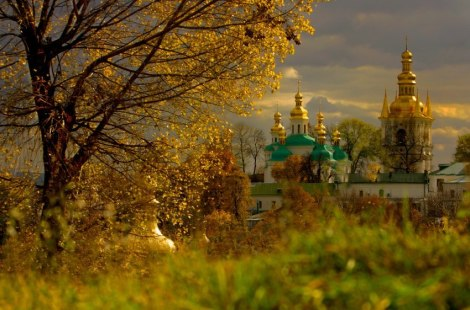 Lavra Pesterilor din Kiev, Ucraina