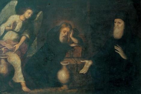Sf Cuv Teofil Plangatorul de la Pecerska 1.1 (dimpreuna cu impreuna nevoitorul sau Ioan)