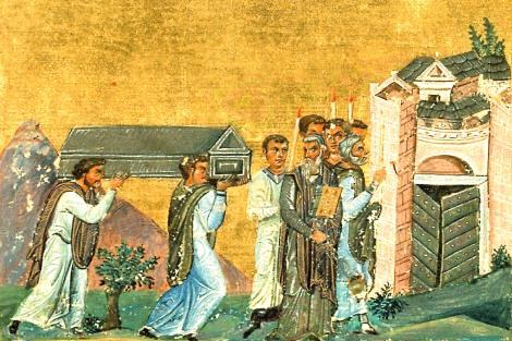 Aducerea moastelor Sf Sf Mc Ignatie Teoforul 1.1