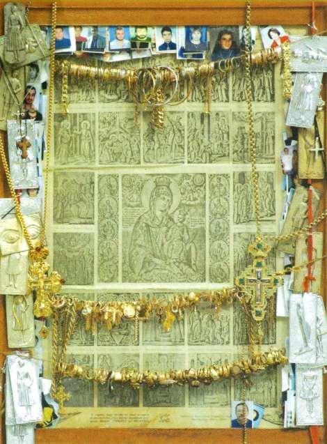 Icoana Maicii Domnului a Acatistului 13.1 Tabor