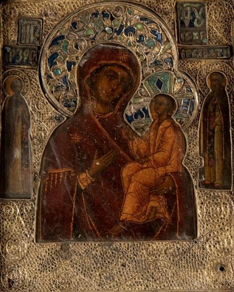 Icoana Maicii Domnului din Tikhvin 1.2
