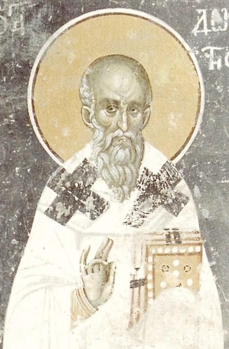 Sf Ier Dometian, episcopul Melitinei 1.2