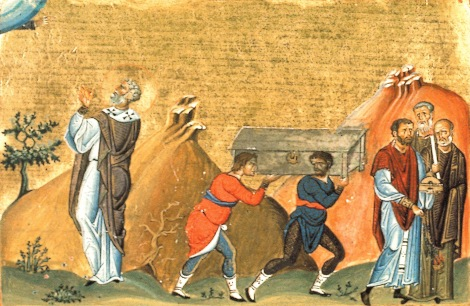 Sf Ier Dometian, episcopul Melitinei 2