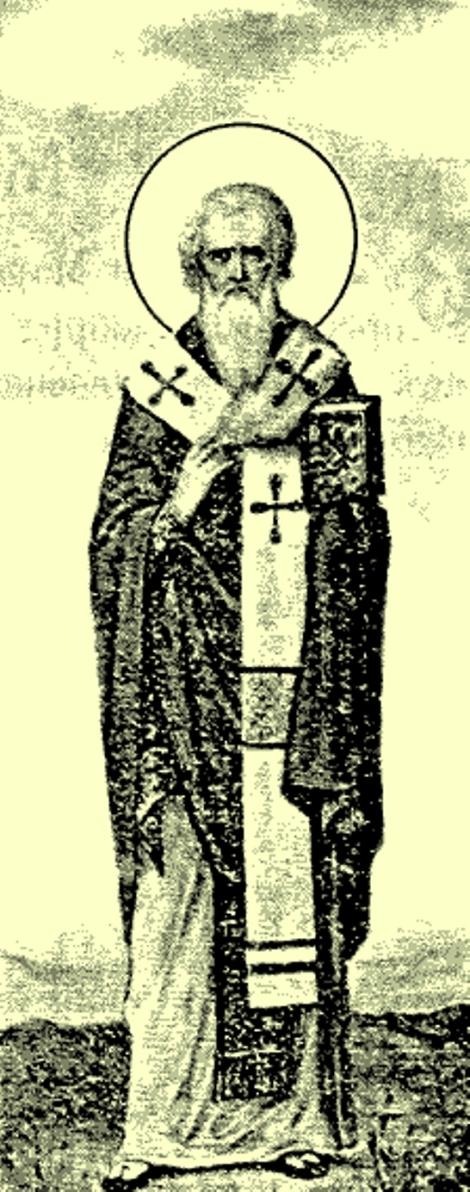 Sf Ier Dometian, episcopul Melitinei 3.1