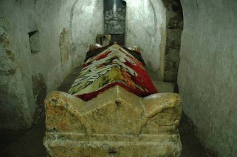 Sf Ier Iacob, ep de Nisibe 2 mormantul Sfantului