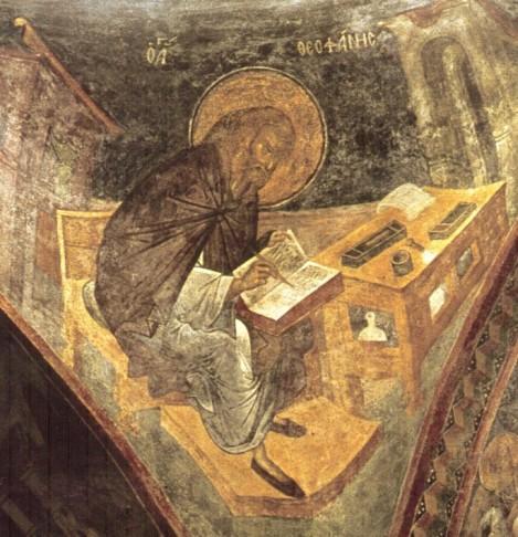 Sf Ier Teofan Grapul, episcopul Niceei 1