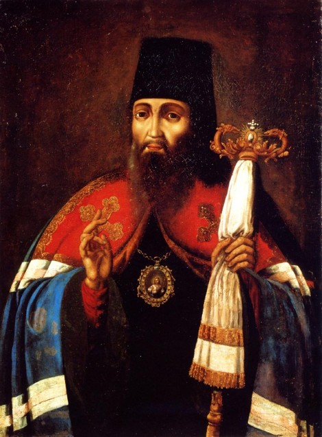Sf Ier Tihon din Zadonsk 1