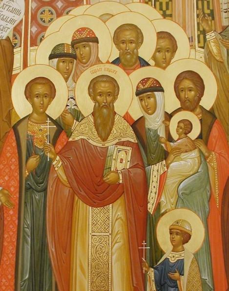 Sf Mc Isidor si cei 72 impreuna cu dansul 1.2