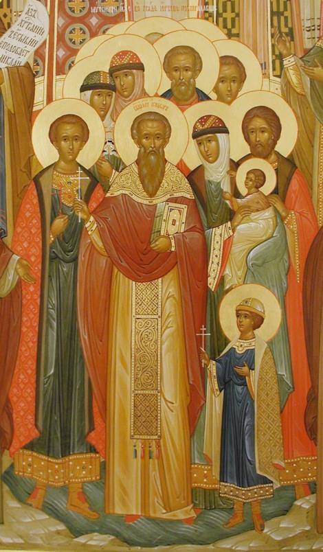 Sf Mc Isidor si cei 72 impreuna cu dansul 1