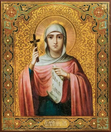 Sf Nina cea intocmai cu apostolii luminatoarea Georgiei 5