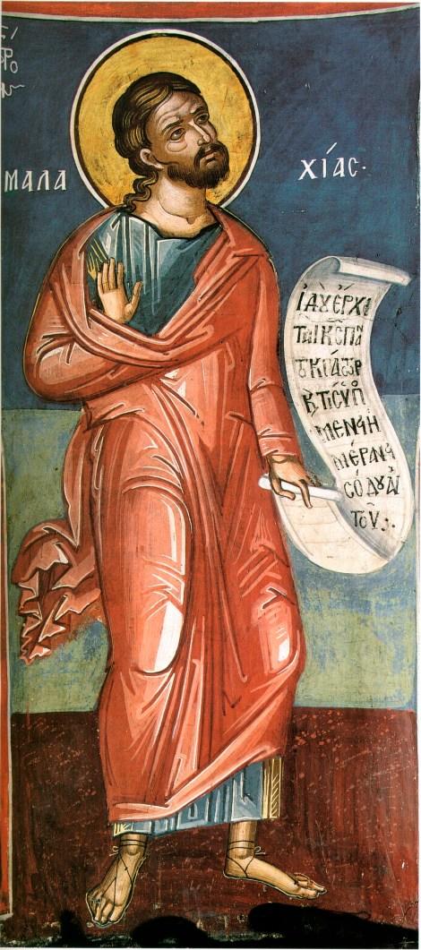 Sf Prooroc Maleahi 11.1
