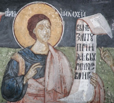 Sf Prooroc Maleahi 7.1