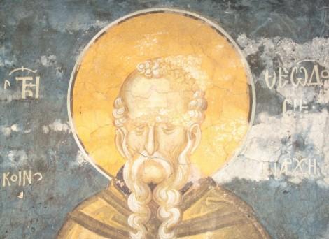Sf Teodosie cel Mare 6.1