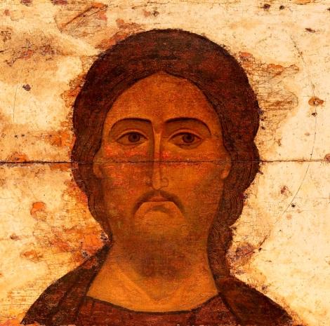 Deisis din Vladimir, sec XIII 1.2 Iisus Hristos