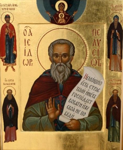 Sf Cuv Isidor Pelusiotul 2.1