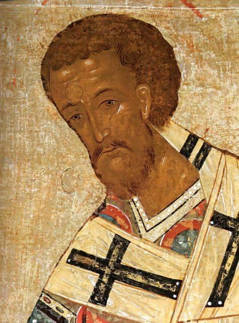 Sf Ier Ioan Gura de Aur 2