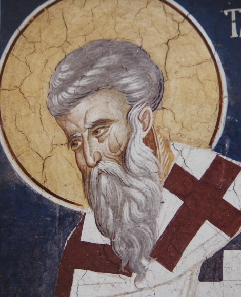 Sf Ier Tarasie, patriarhul Constantinopolului 3.1