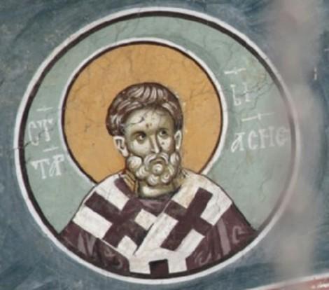 Sf Ier Tarasie, patriarhul Constantinopolului 6.1