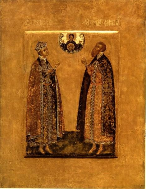 Sf Roman, cneaz de Uglici 4.1 si Sf Dimitrie de Uglici