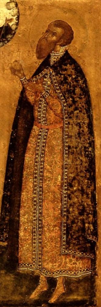 Sf Roman, cneaz de Uglici 4.2 si Sf Dimitrie de Uglici