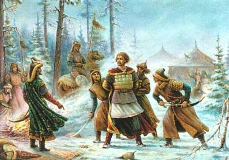 Sf Vasile, cneaz al Rostovului (4 martie) 1