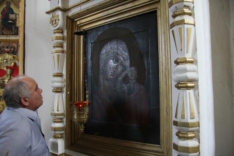 6. Cuv Avraam din Galici (Ciuhloma) (1375) 10 o icoana MD din Kazan pastrata acolo
