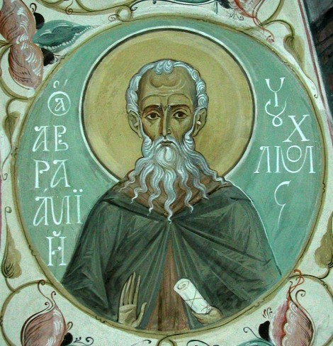 6. Cuv Avraam din Galici (Ciuhloma) (1375) 8.1