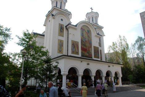 Biserica Nasterea Maicii Domnului, Drumul Taberei, Bucuresti 1