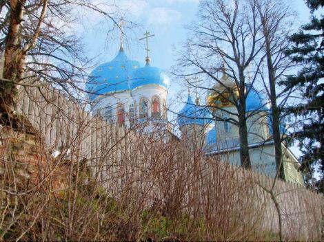 Manastirea Sf Avramie 1