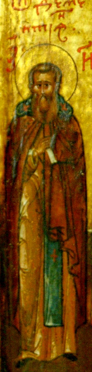 1. Sf Mc Dometie, monah persan si cei 2 ucenici ai sai (363) 3