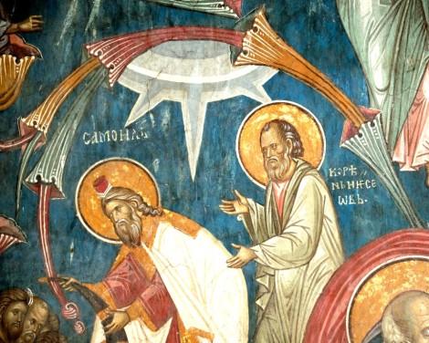 1. Sf Prooroc Samuel (sec IX I.Hr.) 12.1
