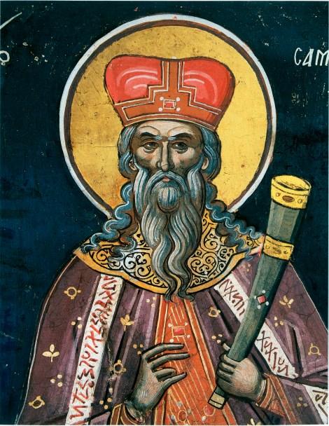 1. Sf Prooroc Samuel (sec IX I.Hr.) 9.1