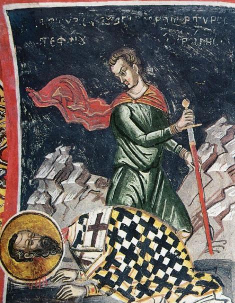 7. Sf Sf Mc Stefan, arhiepiscopul Romei (257) 4