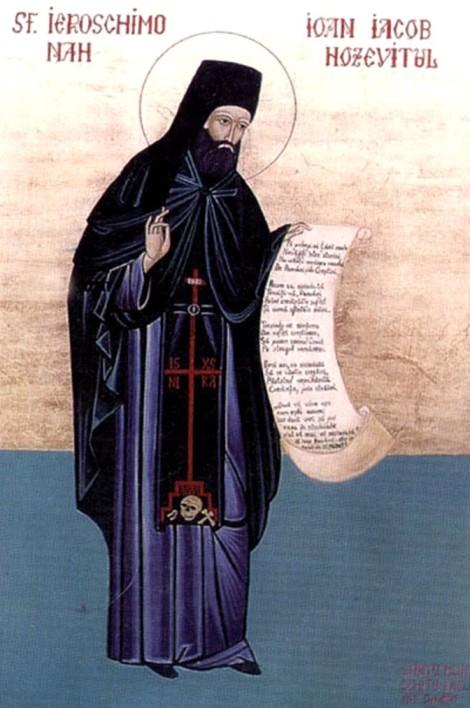 9. Sf Cuv Ioan Iacob de la Neamt, Hozevitul (1960) 1