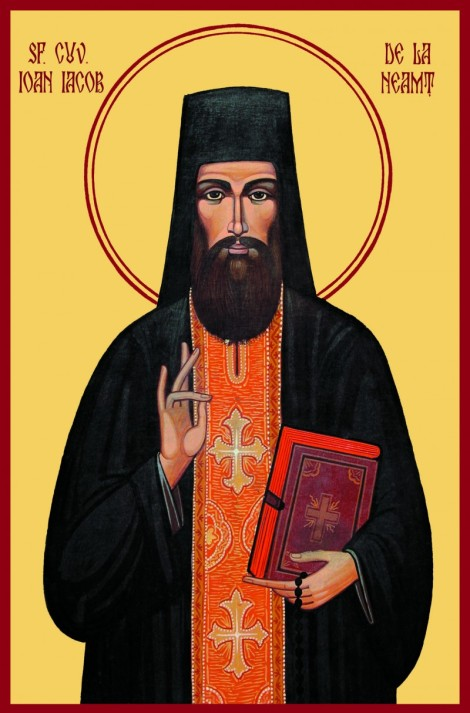 9. Sf Cuv Ioan Iacob de la Neamt, Hozevitul (1960) 2