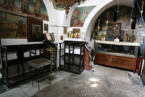 Moastele Sf Ioan Iacob de la Neamt - Hozevitul 2