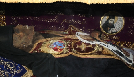 Moastele Sf Ioan Iacob de la Neamt - Hozevitul 3
