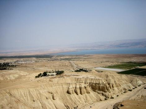 Pustiul Qumran 2