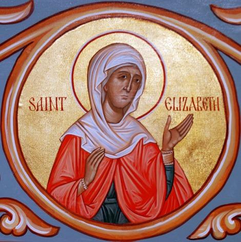 1. Sf Elisabeta, mama Sf Ioan Botezatorul (sec I) 6