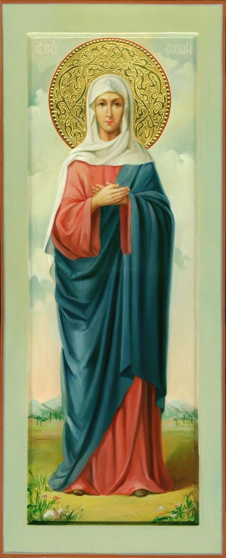 1. Sf Elisabeta, mama Sf Ioan Botezatorul (sec I) 8