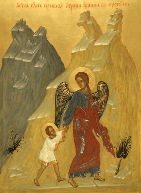 1. Sf Zaharia si Elisabeta, parintii Sf Ioan Botezatorul 14
