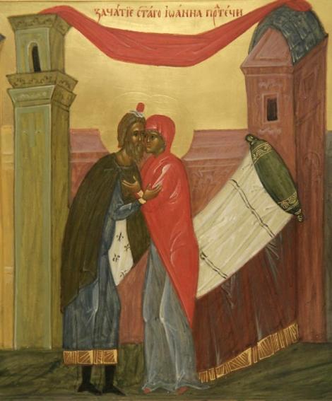1. Sf Zaharia si Elisabeta, parintii Sf Ioan Botezatorul 7