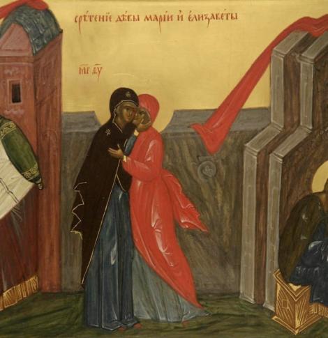 1. Sf Zaharia si Elisabeta, parintii Sf Ioan Botezatorul 8