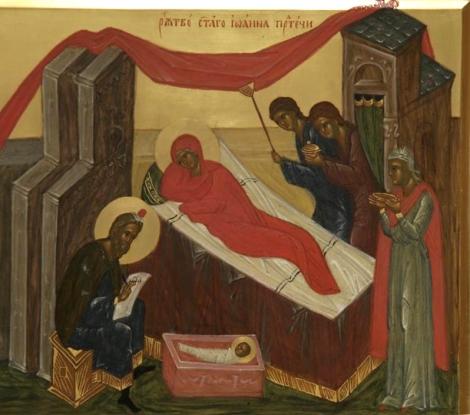 1. Sf Zaharia si Elisabeta, parintii Sf Ioan Botezatorul 9