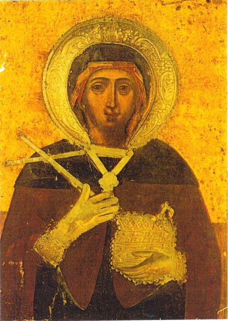 3. Sf Ermiona, fiica Sf Ap Filip (dupa 117) 4.1