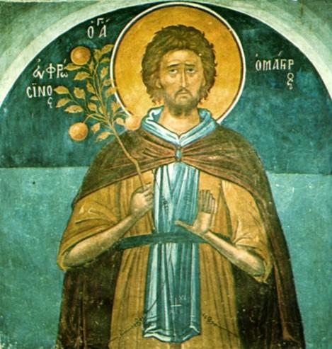 3. Sf Eufrosin Bucatarul (sec IX) 5
